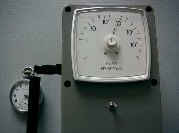 Teralab Geiger Counter Electronics
